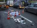 В Киеве мужчина погиб под колесами бензовоза