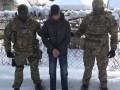 В ходе спецоперации СБУ задержан лазутчик