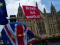 Экономика Британии потеряла $74 млрд из-за Brexit