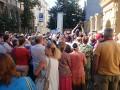 Савченко проводит митинг под АП: онлайн-трасляция