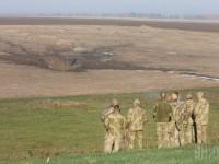 Крушение Су-27: появилось видео с места падения
