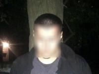 В Запорожье грабители отобрали у мужчины машину и деньги