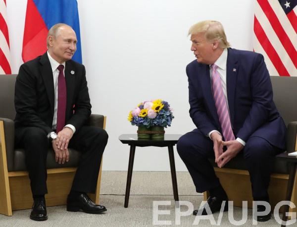 Трамп обсудил с Путиным тесное взаимодействие в борьбе с коронавирусом