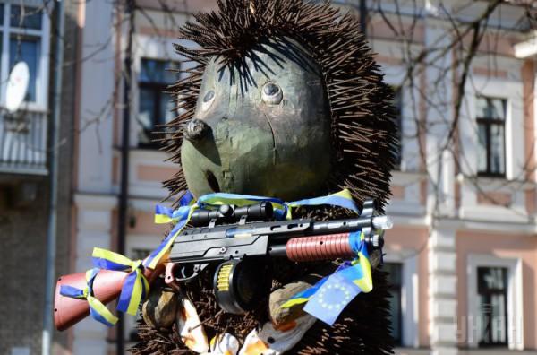 """ЕС обеспокоен проявлениями сепаратизма на Востоке Украины: """"Мы очень пристально следим за ситуацией"""" - Цензор.НЕТ 2650"""