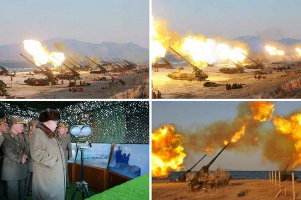 КНДР сообщила оготовности начать войну против США иЮжной Кореи