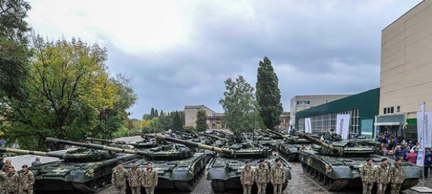 Кабмин назвал расходы на модернизацию и закупку военной техники в 2019 году