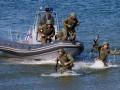 В России в ходе военных учений Восток-2014 погибли трое морпехов