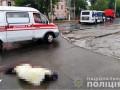 В Одессе маршрутка сбила насмерть пешехода: Момент ДТП попал в Сеть