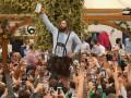 В Мюнхене стартовал фестиваль пива Октоберфест