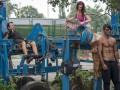 Качалку в Гидропарке признали самой суровой в мире (ФОТО)