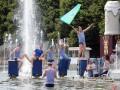 Генштаб ВДВ России разрешил десантникам купаться в фонтанах