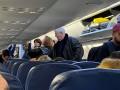 Экс-генпрокурор Шокин засветился в самолете