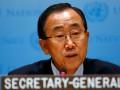 Пан Ги Мун осудил прекращение перемирия в секторе Газа