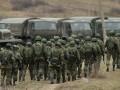 Озвучено количество российских войск на границе с Украиной, в Крыму и на Донбассе