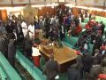 Почти как в Раде: как дерутся парламентарии Уганды