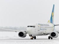 В Борисполе самолет МАУ совершил аварийную посадку