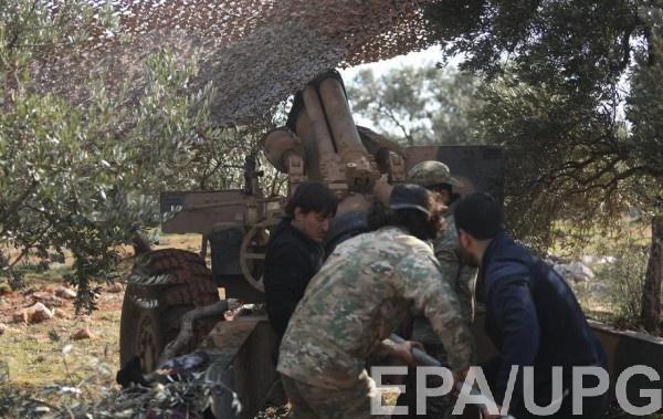 Турция понесла потери в Сирии, обстрелы прекратились