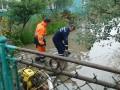 В Херсонской области подтоплены десятки дворов