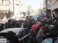 В Алеппо при эвакуации повстанцы пытались захватить заложников