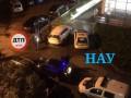 В Киеве студенты-иностранцы НАУ устроили стрельбу в общежитии
