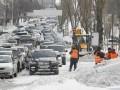 В Укравтодоре предупредили водителей о гололедице в двух областях
