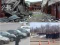 Итоги 29 февраля: Разрушенное Широкино, трагедия в Москве и похороны Димента