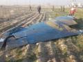 Украинский парламент принял постановление о катастрофе лайнера МАУ
