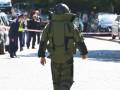 Во Львове милиция искала взрывчатку в здании фискальной службы