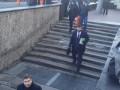 Главаря ДНР Пушилина застукали возле администрации Путина
