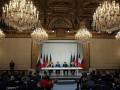 Зеленский о Париже: Больше хотелось решить проблем