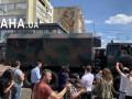 В Киеве террорист требует 40 тыс гривен - СМИ