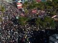 В Бразилии прошли массовые антипрезидентские протесты