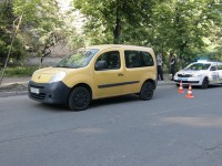 В Киеве Renault Kangoo сбил 6-летнего ребенка