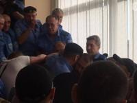 В Кривом Роге произошла потасовка между людьми Вилкула и матерями бойцов АТО