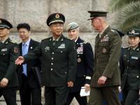 Генерал США: Есть сложности, но мы сотрудничаем с военными Китая