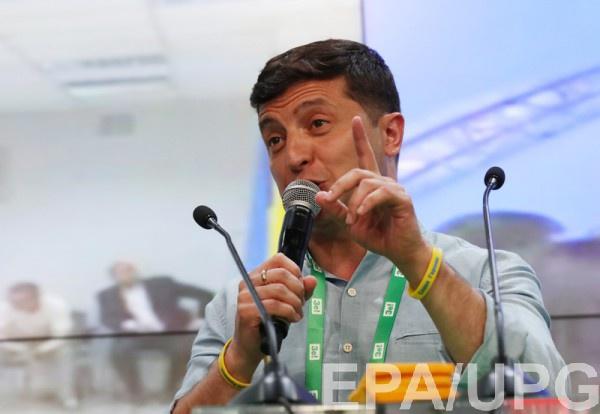 Владимир Зеленский добился мощной поддержки в Раде нового созыва