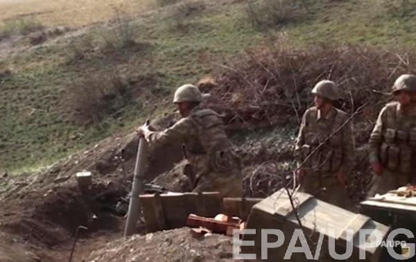 Азербайджанские военные продвигаются вглубь Карабаха