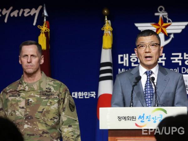 Южная Корея призвала ввести санкции против КНДР