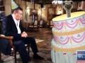 Грустный праздник: украинцы поздравили Януковича с днем рождения
