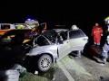 Под Днепром легковушка влетела в грузовик: Труп пассажира вырезали