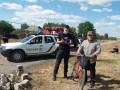 На Луганщине пенсионер пытался убить себя гранатой и сжег здание