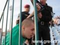 Милиция применила дубинки и газ против львовских ультрас в Кировограде