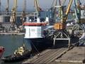 НАБУ обыскало Бердянский порт из-за нового автокрана