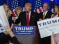 Клинтон и Трамп победили на очередных первичных выборах в США