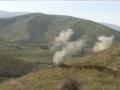 Азербайджан заявил о приостановке боевых действий в Карабахе