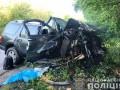 В Винницкой области разбился внедорожник: шесть пострадавших