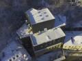 Скандальный театр на Подоле показали с высоты птичьего полета