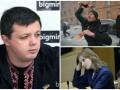 Итоги выходных: лишение звания Семенченко, кости под представительством Украины в РФ и конфуз Поклонской
