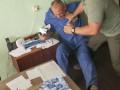 В Каменском активист избил врача