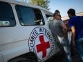 На Донбассе боевики обстреляли гумконвой Красного креста